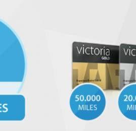 TAP Victoria diminui o número de milhas necessárias para manter status