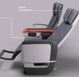Singapore Airlines lança sua Premium Economy