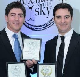 Vinhos da LAN e da TAM são premiados pelo quarto ano consecutivo no evento Cellars in the Sky