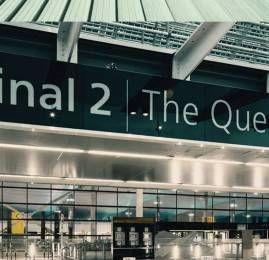 Terminal 2 de Heathrow é eleito o aeroporto do ano em premiação internacional