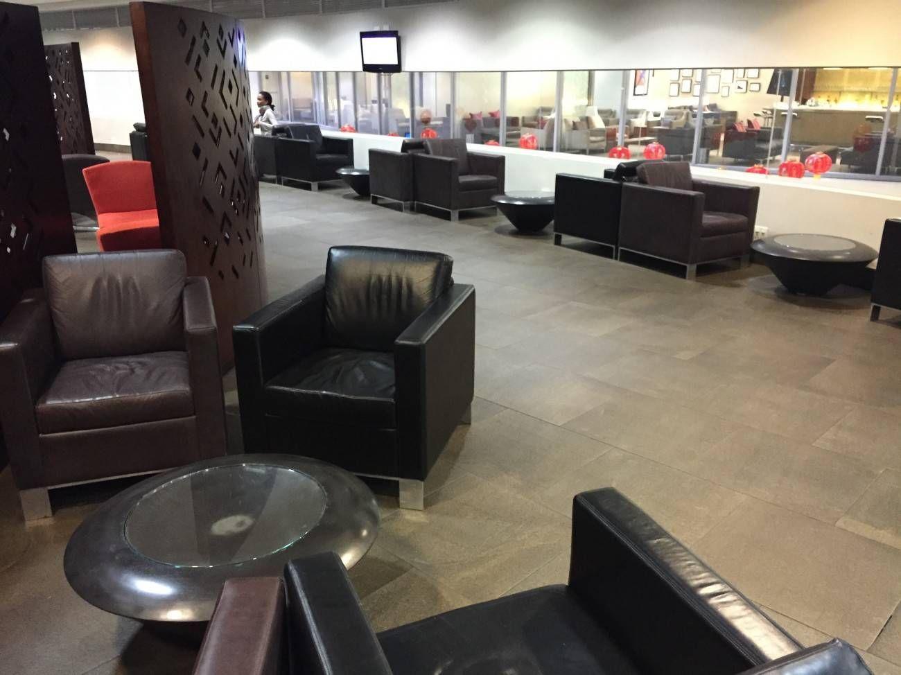 South African Platinum Lounge JNB PassageirodePrimeira-07