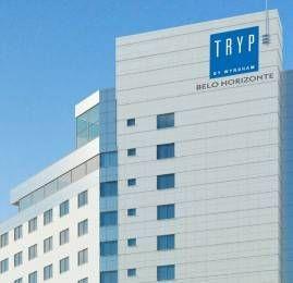 Meliá Hotels inaugura primeiro hotel da marca TRYP by Wyndham na cidade de  Belo Horizonte