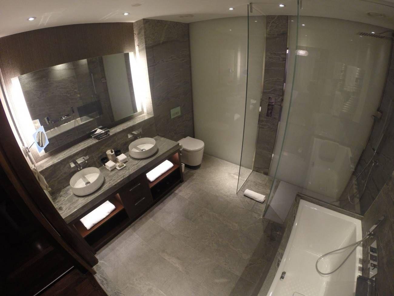Imagens de #7D664E segundo quarto (que foi onde escolhi para dormir) é maior com cama  1300x975 px 3608 Banheiros Super Modernos