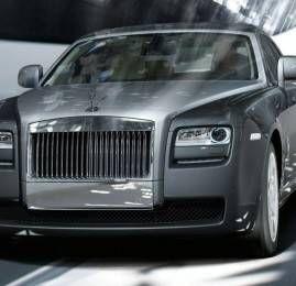 Ande de Rolls Royce gratuitamente em Nova York este final de semana