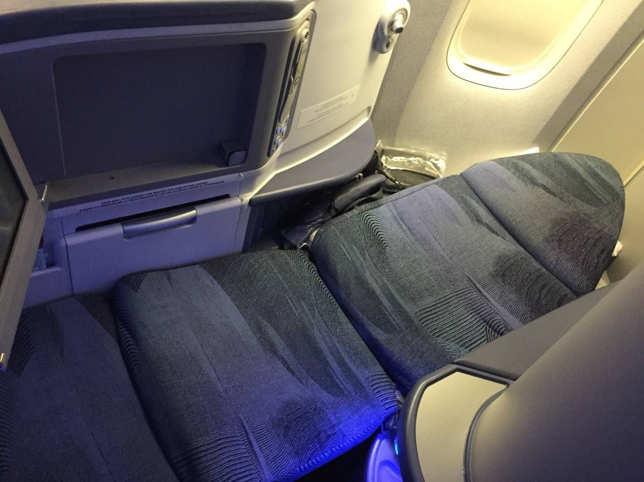 Air Canada B777 Business Class-020