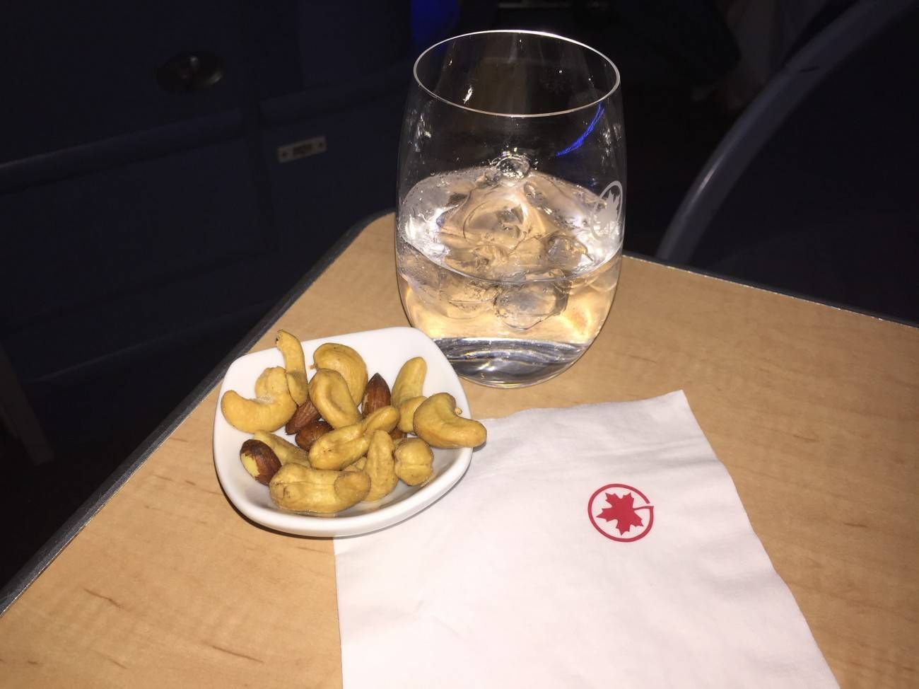 Air Canada B777 Business Class-022
