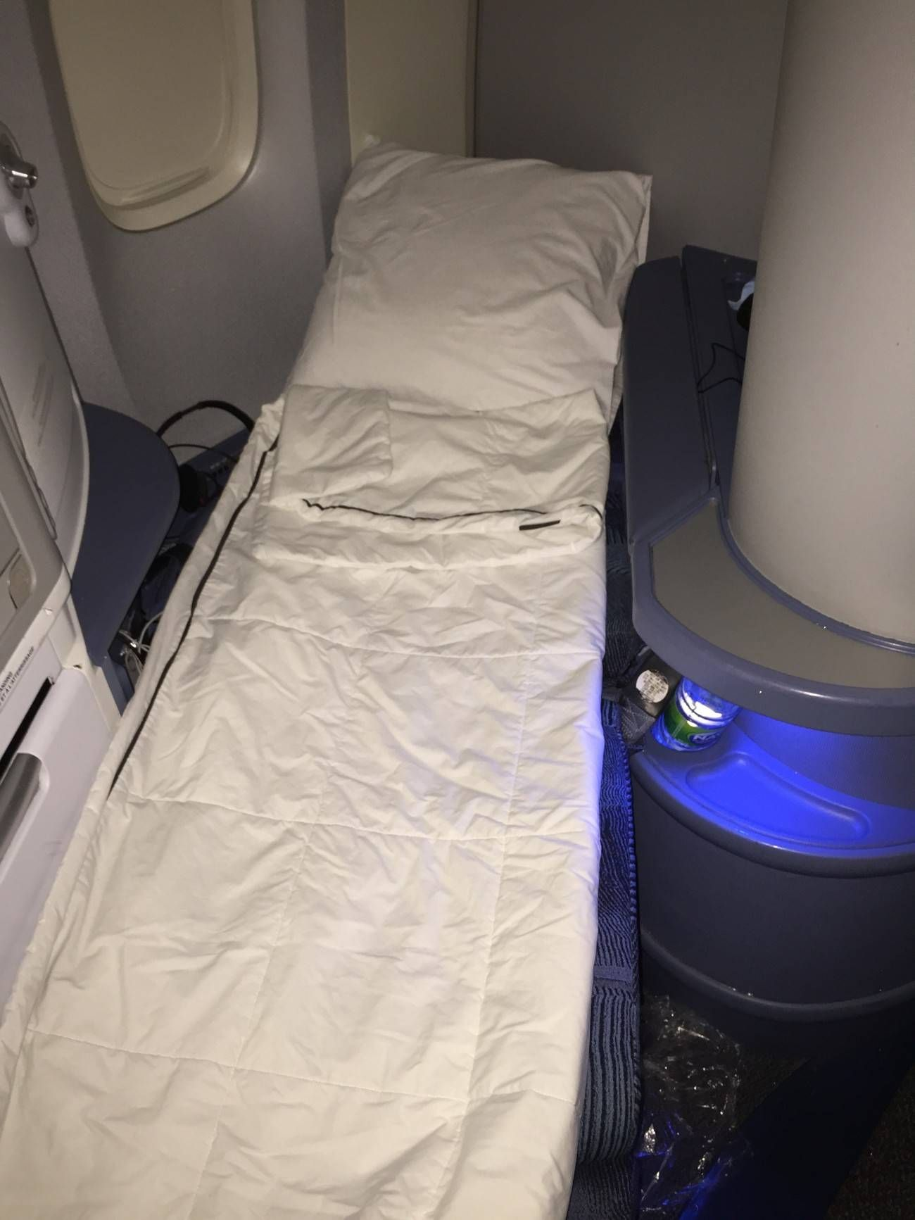 Air Canada B777 Business Class-028