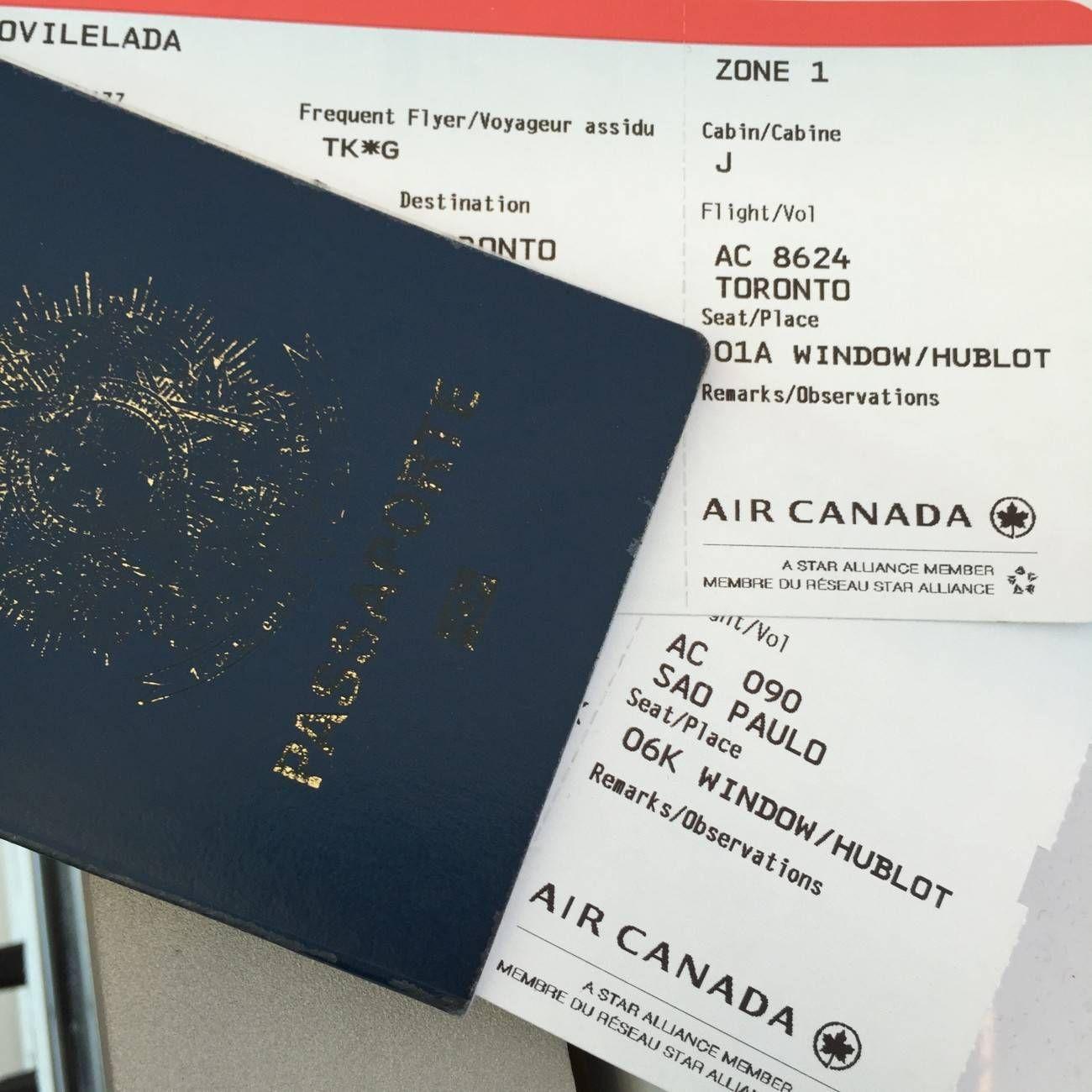 Air Canada Business Class CRJ-02