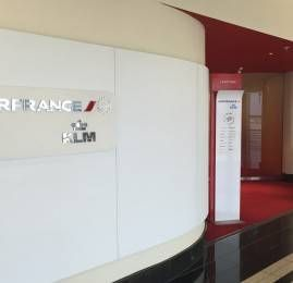 Air France-KLM Lounge no Aeroporto de Johannesburgo (JNB)