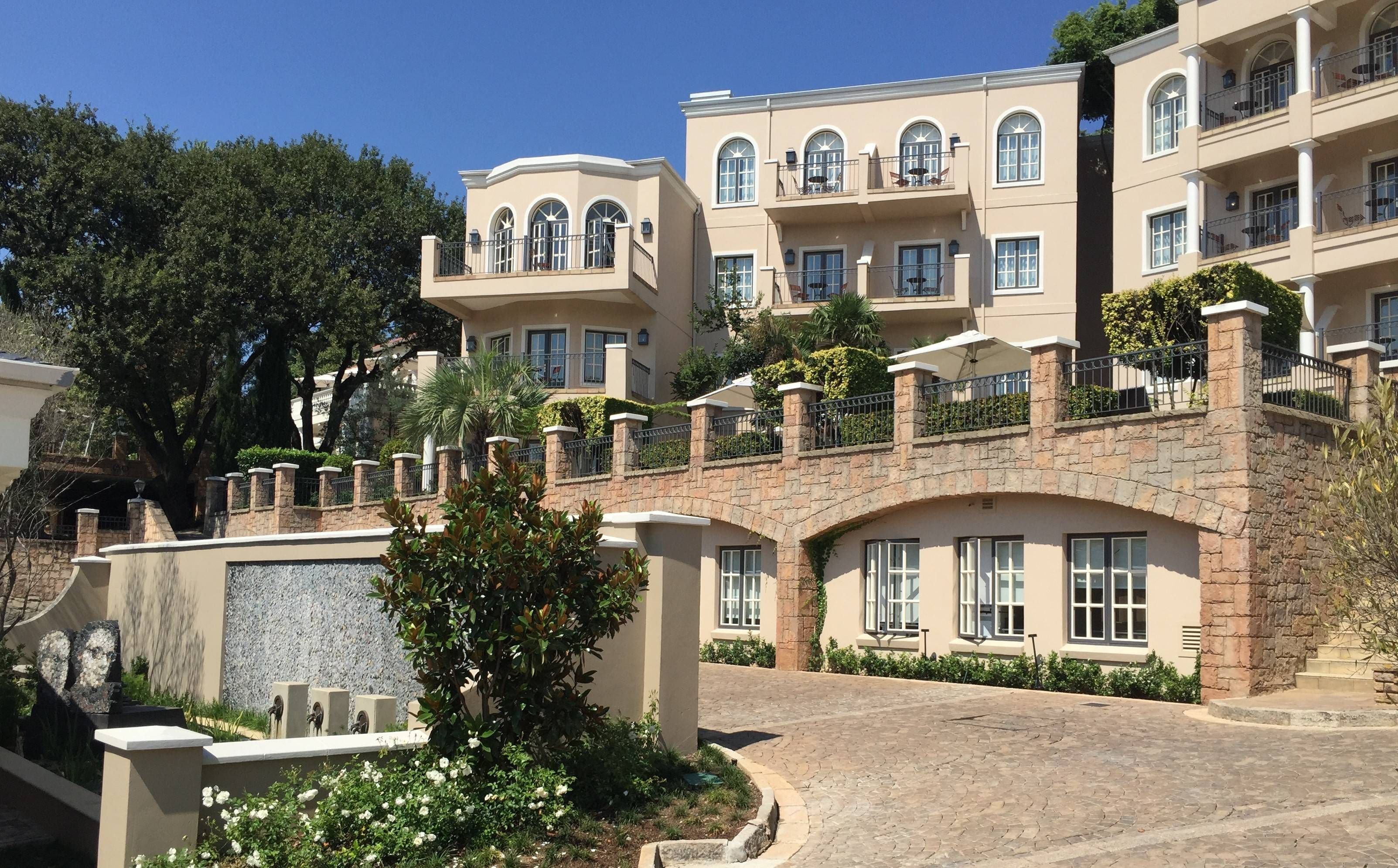 Four Seasons Hotel The Westcliff Johannesburg