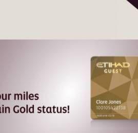 Etihad Guest oferece até o triplo de milhas status para vôos em Executiva e Primeira Classe
