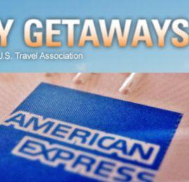 Preview da promoção da American Express Daily Getaways – Ótimos descontos em viagens