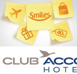 Mais detalhes da parceria do Smiles e Le Club da Accor Hotels