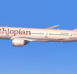 Ethiopian Airlines vai ter vôo São Paulo – Addis Ababa sem paradas