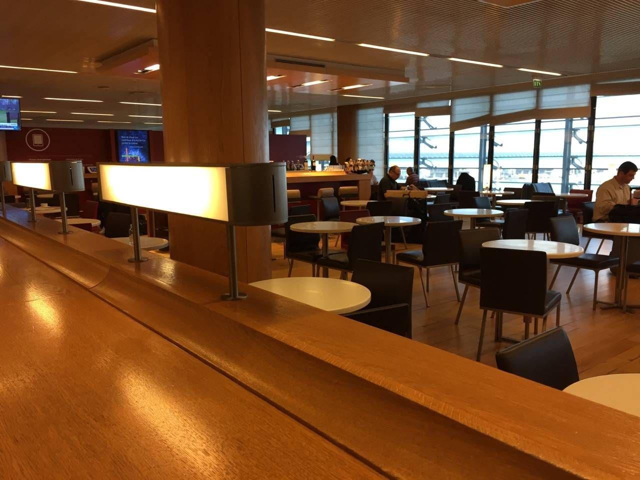 Air France Lounge Paris Terminal 2E-01