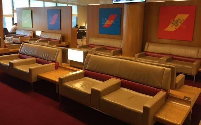 Air France Lounge Paris Terminal 2E-08