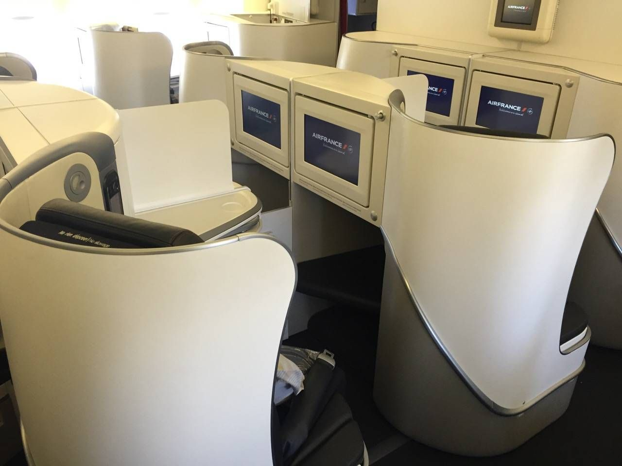 Air France New Business Class-01