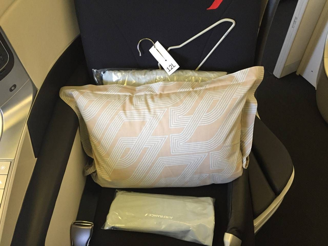 Air France New Business Class-010