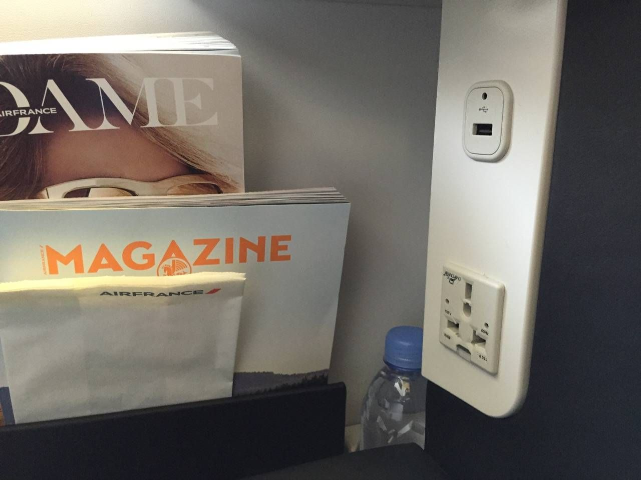 Air France New Business Class-016