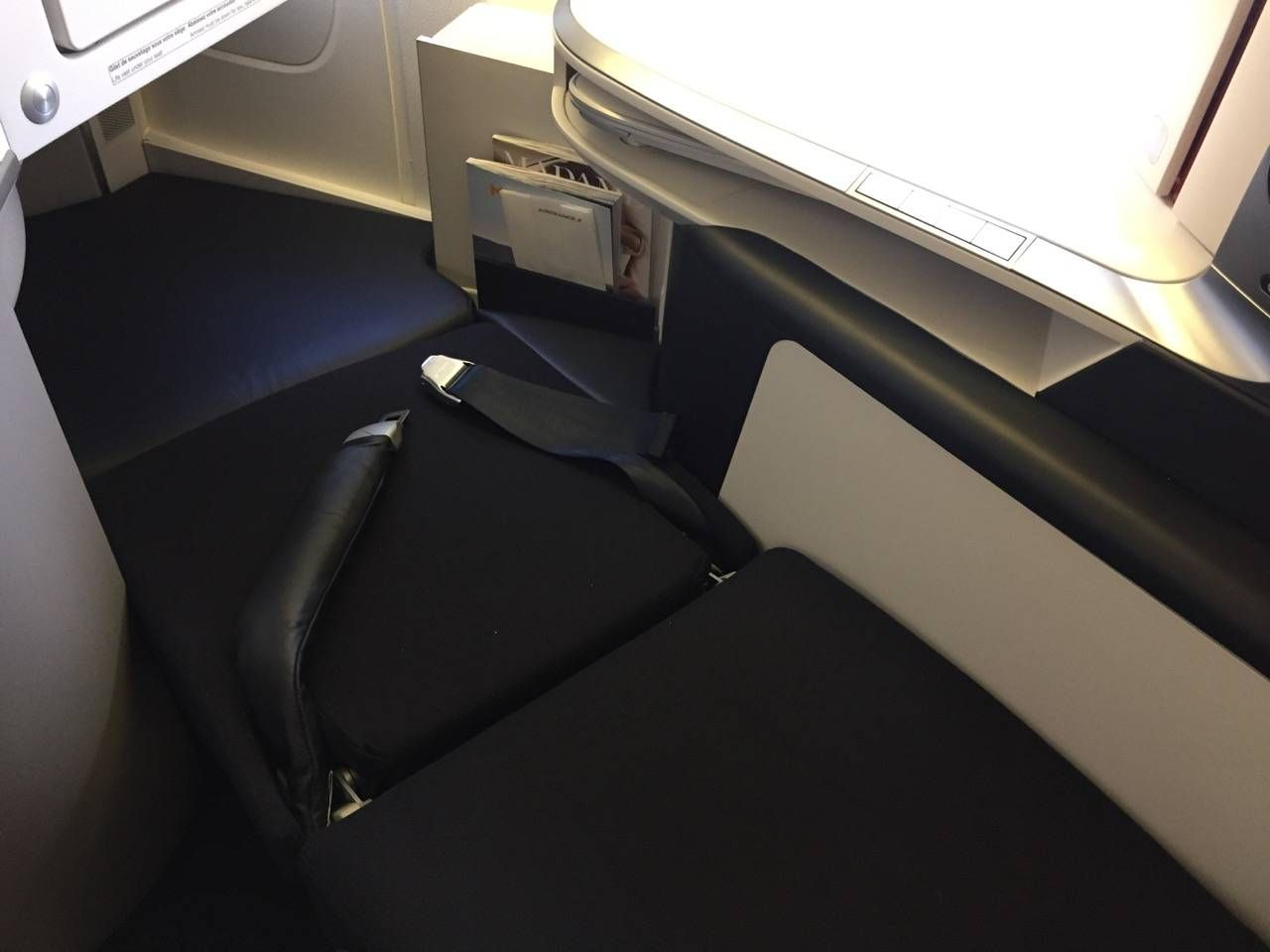Air France New Business Class-022