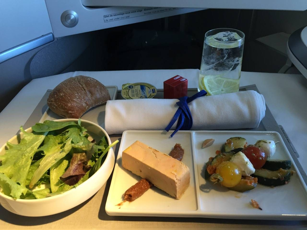 Air France New Business Class-037