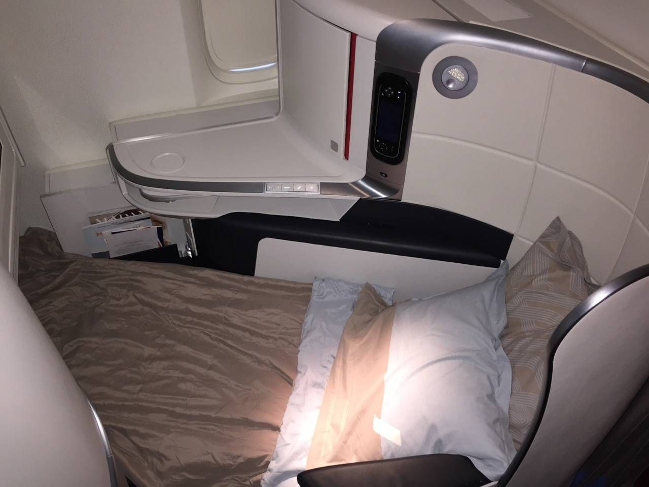 Air France New Business Class-041