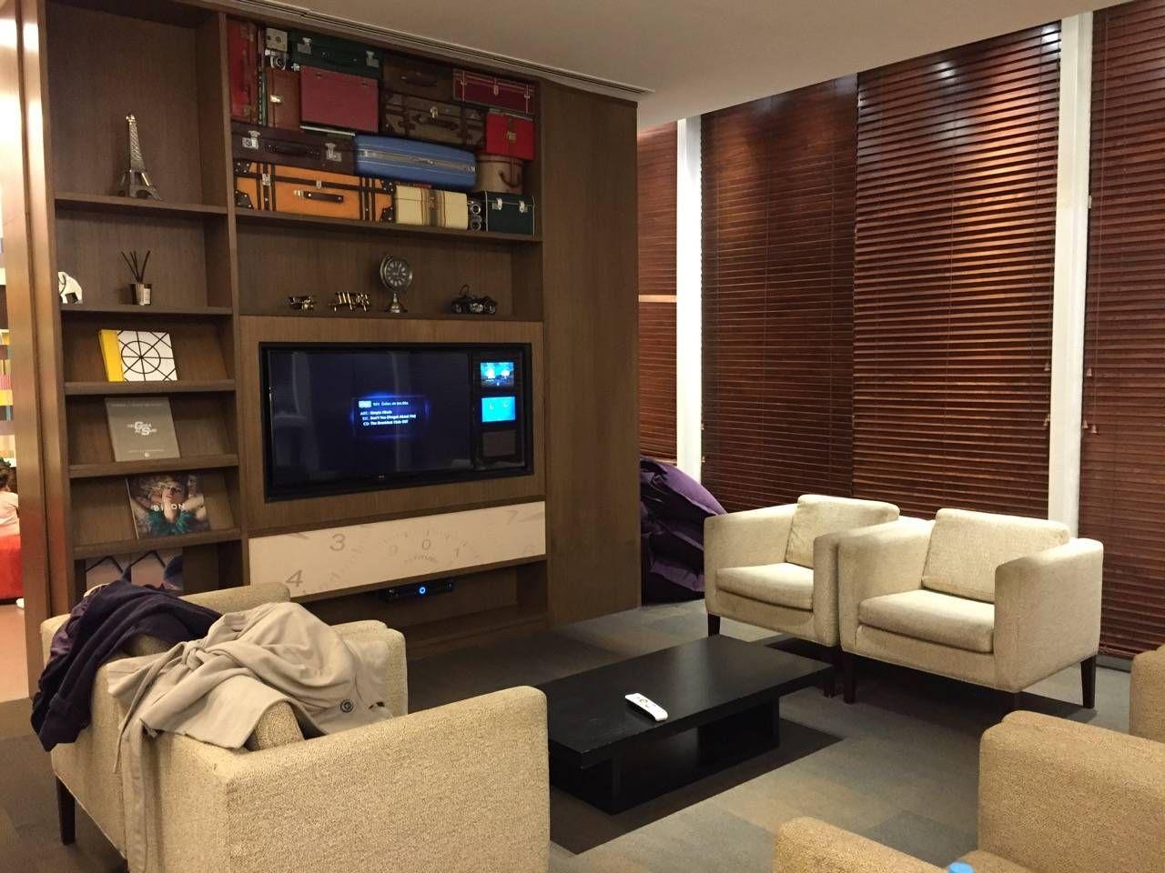 Centurion Lounge EZE-07