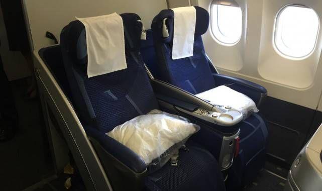 Classe Executiva TAP A330 Passageiro de Primeira-01