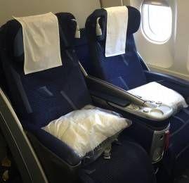 Classe Executiva da TAP no A330