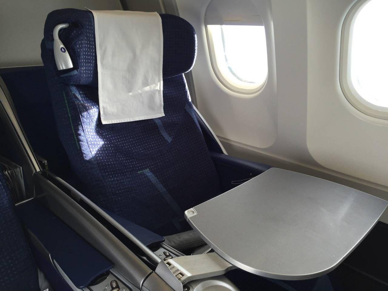 Classe Executiva TAP A330 Passageiro de Primeira-026