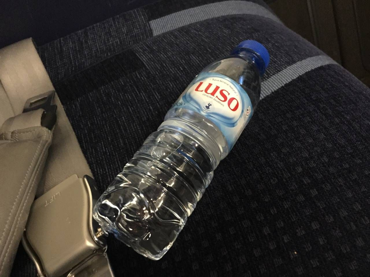 Classe Executiva TAP A330 Passageiro de Primeira-038