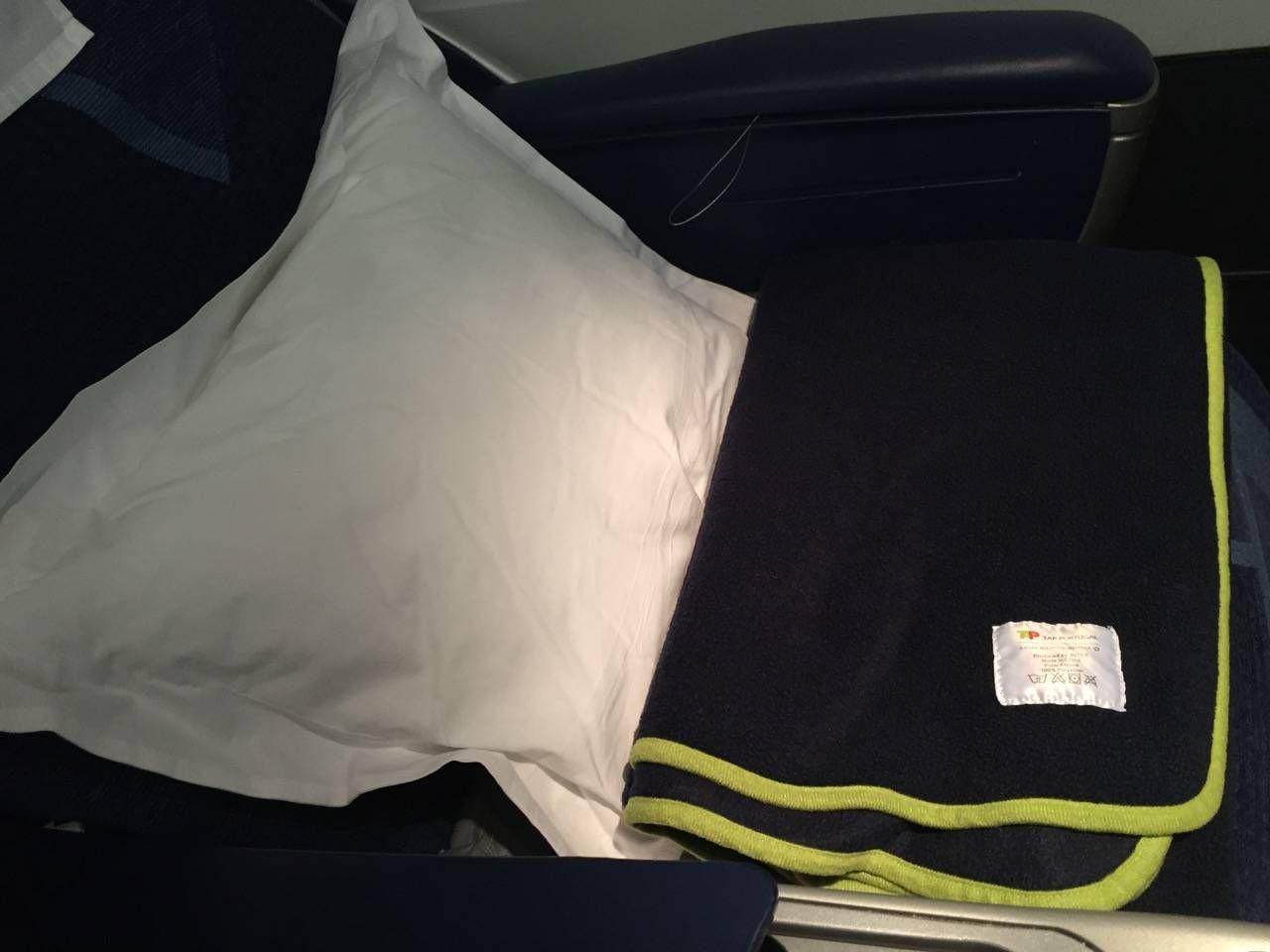 Classe Executiva TAP A330 Passageiro de Primeira-039