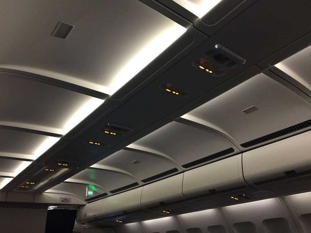 Classe Executiva TAP A330 Passageiro de Primeira-041
