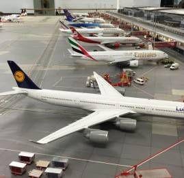 Miniatur Wunderland – Visitando o maior aeroporto do mundo em miniatura