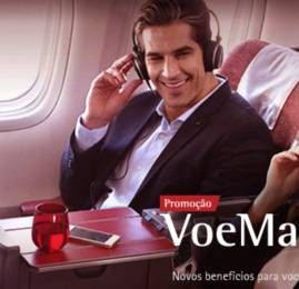 Promoção Voe Mais Alto da TAM anuncia novos benefícios para os clientes Fidelidade