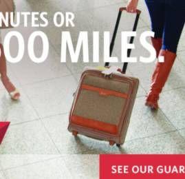 Delta vai dar 2.500 milhas caso sua mala não chegue na esteira em 20 minutos