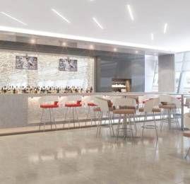 Aeroporto de São Paulo-Guarulhos será o primeiro a receber o novo lounge Admirals Club da American Airlines