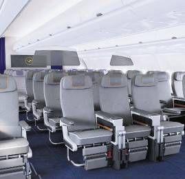 Lufthansa apresenta nova Premium Economy Class no Rio de Janeiro