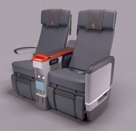 Singapore Airlines apresenta a Classe Premium Economy em Cingapura