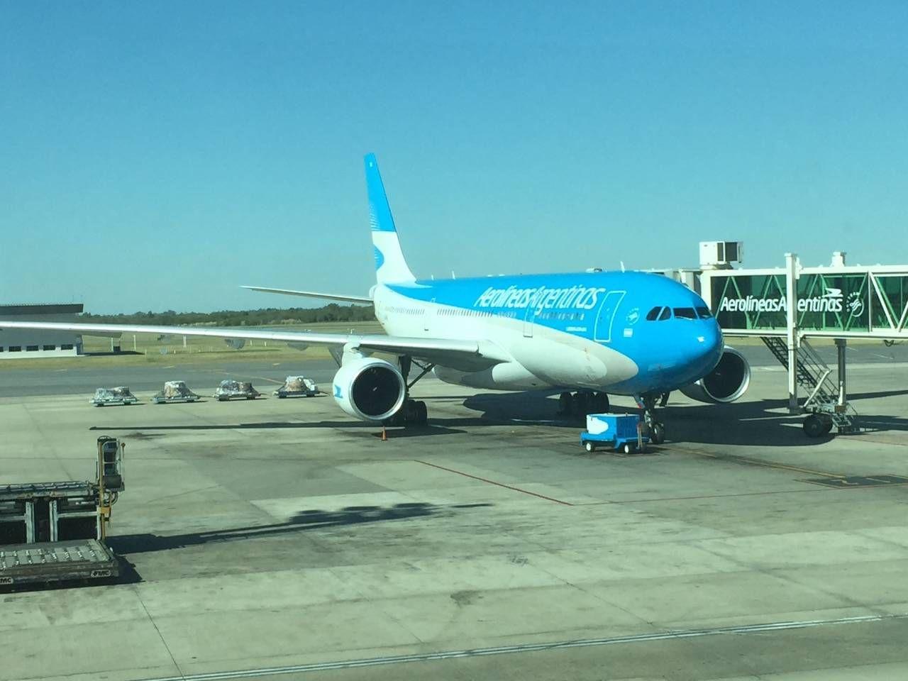Aerolineas Argentinas Classe Executiva Business Class -01