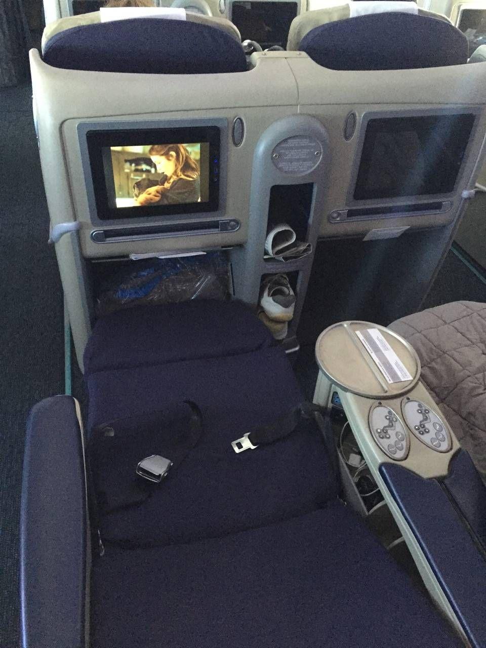 Aerolineas Argentinas Classe Executiva Business Class -019