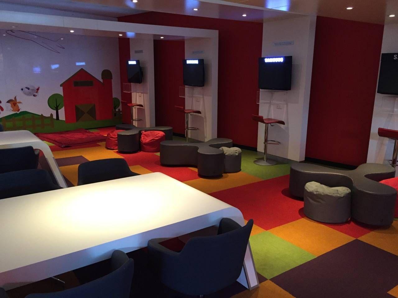 Avianca Lounge Bogota -015