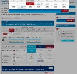 TAM vende passagens da Europa para o Brasil por R$375,00