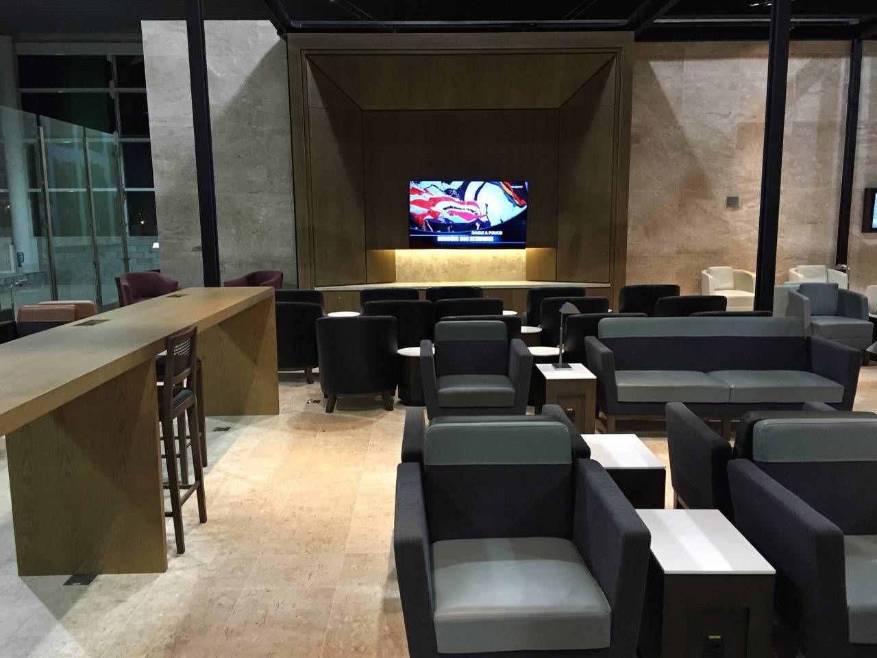 Sala VIP LATAM Guarulhos -010