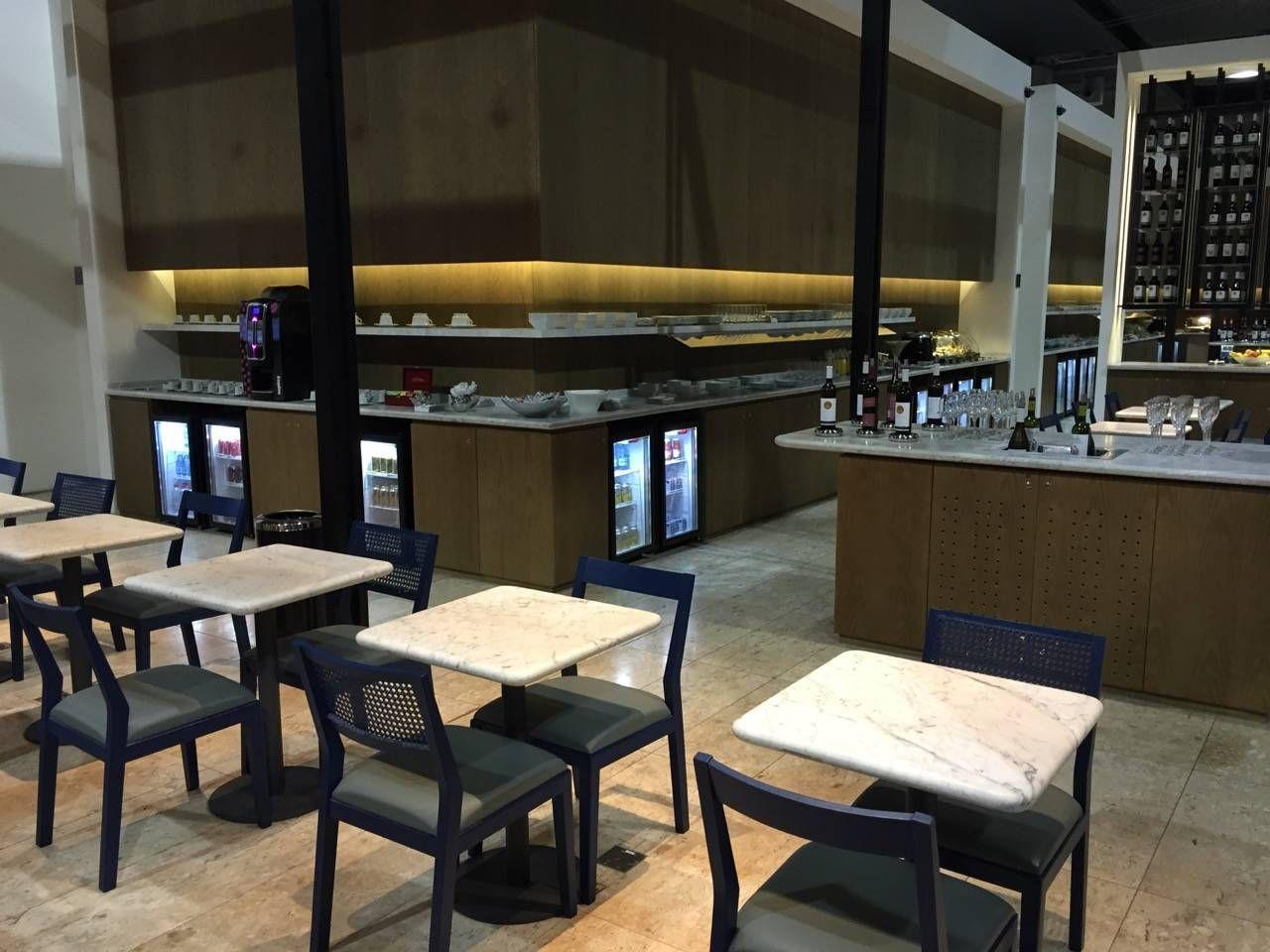 Sala VIP LATAM Guarulhos -011