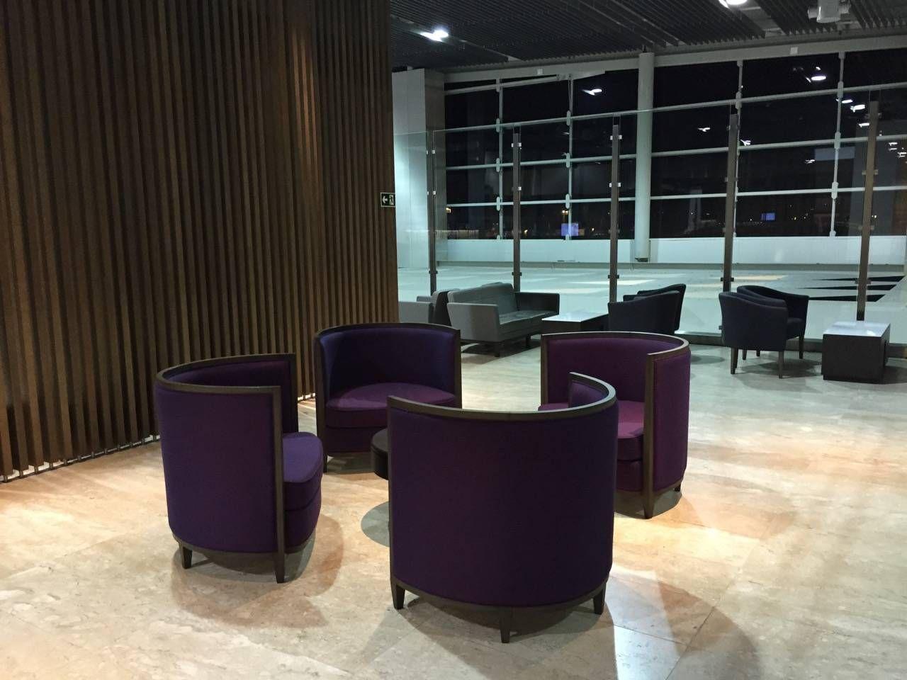 Sala VIP LATAM Guarulhos -019