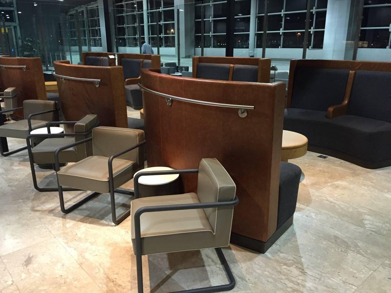 Sala VIP LATAM Guarulhos -020