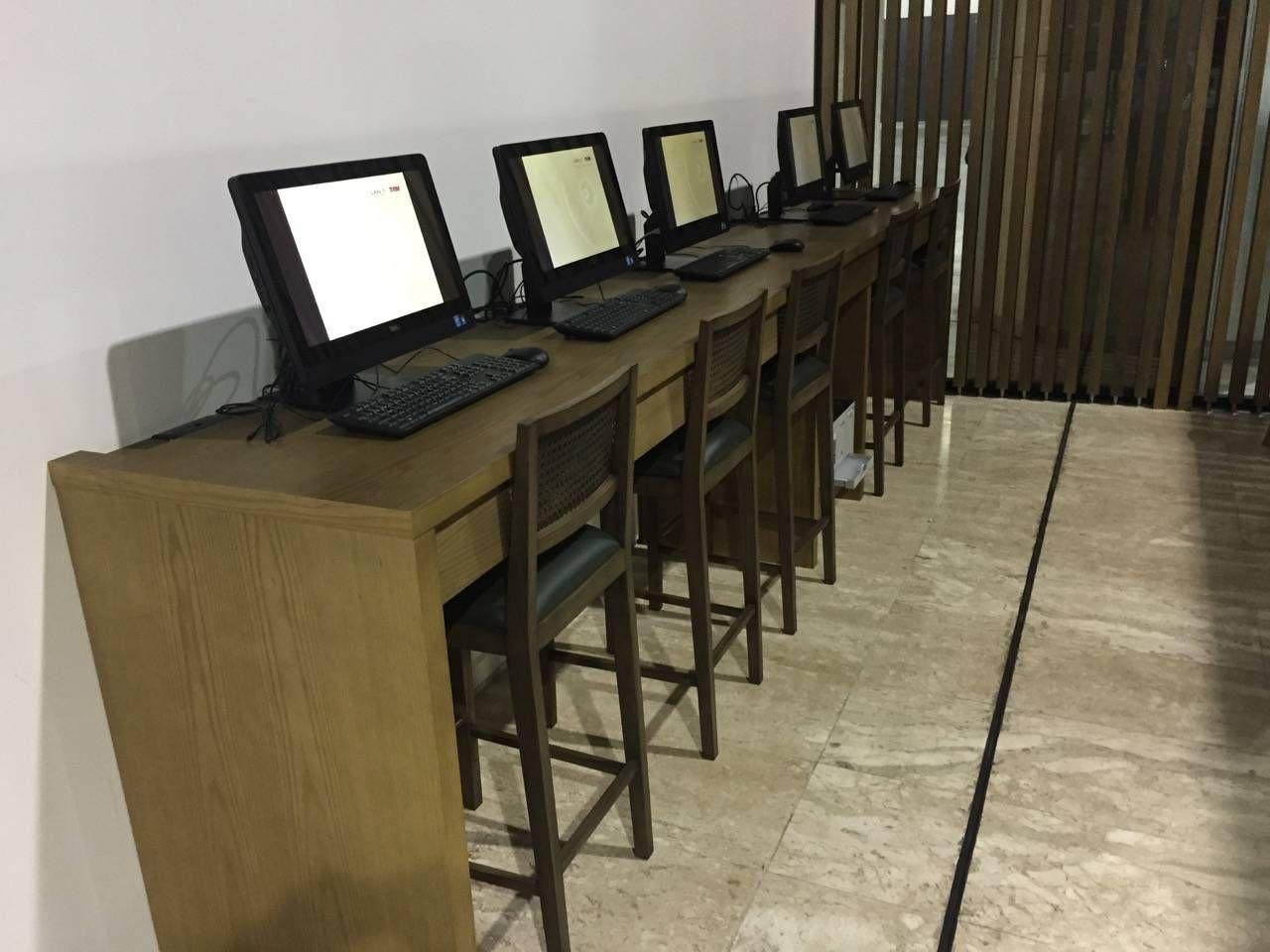 Sala VIP LATAM Guarulhos -05