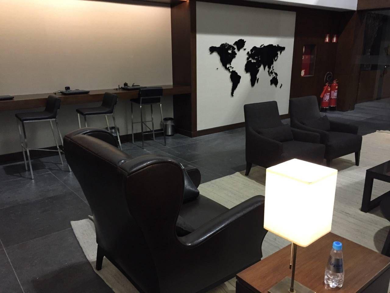 Sala VIP Mastercard Black Guarulhos 013