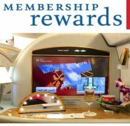 Cartões American Express retornam parceria com Emirates para transferência de pontos